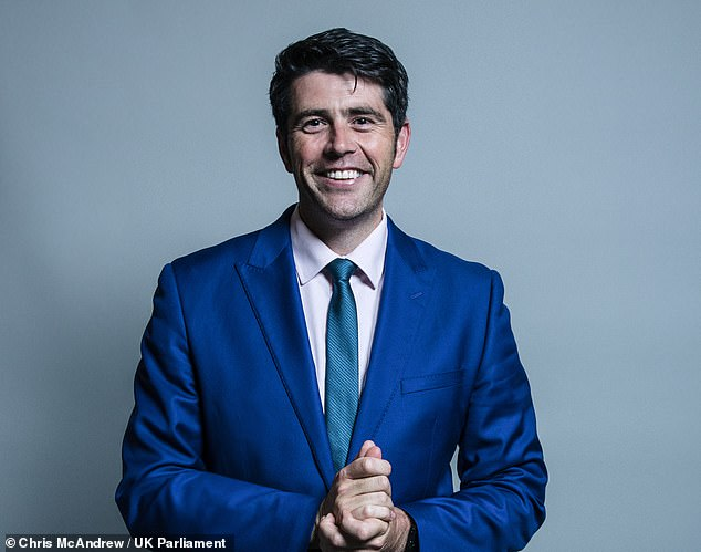 The North Cornwall MP told MailOnline that he suffering some slight embarrassment in the Commons he quickly discovered the fault with the microphone plugged into his computer