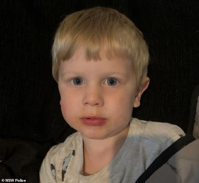 A toddler has been reunited with his parents after he was found wandering into a home unaccompanied in the early hours of this morning