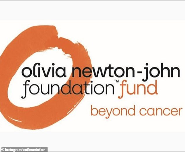 'I will now focus on our ONJ Foundation Fund in the USA': The actress, who is battling stage-four metastatic breast cancer, announced her decision to shift operations to the U.S. for tax purposes, last month
