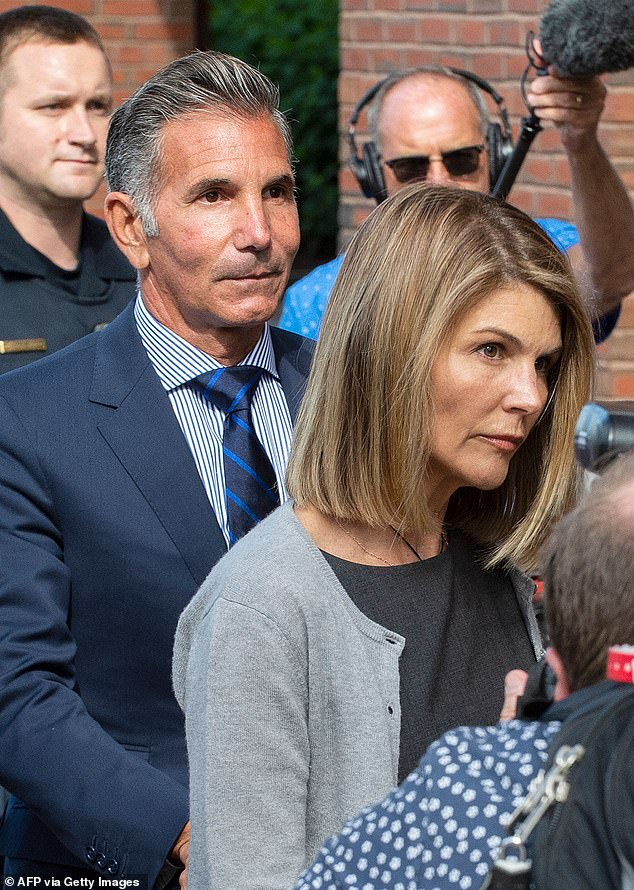 His wife Lori Loughlin was released on December 28 after spending two months at FCI Dublin in Northern California, much of it on lockdown and without visitors