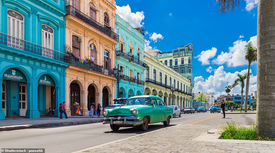 When booking a trip to Cuba, the advice is to go with a package holiday as they are covered under Package Travel Regulations