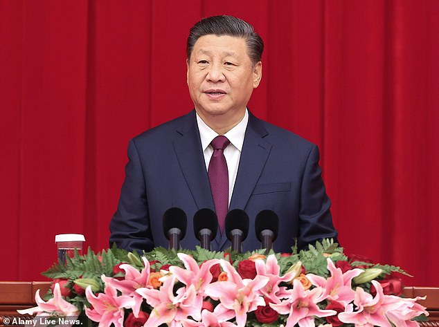 Chinese leader Xi Jinping is seen above. China's ruling Communist Party keeps a tight hold on information and is particularly concerned about revelations about its handling of the virus