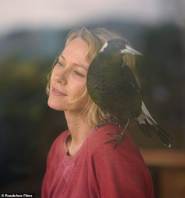 Latest movie: The actress recently returned to screens in Penguin Bloom, which tells the story of how a broken family comes together and repairs itself