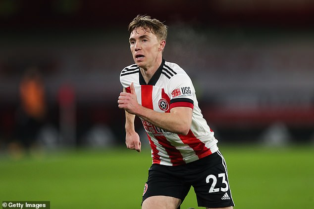 Ben Osborn is hoping to put more misery on Spurs when Sheffield United host them on Sunday