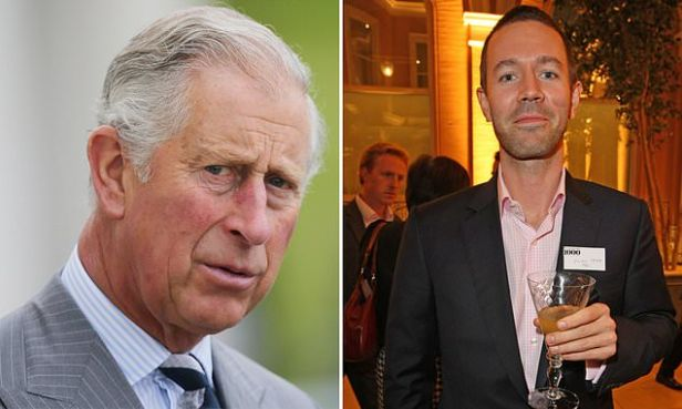 Prince Charles's spin doctor QUITS after five years