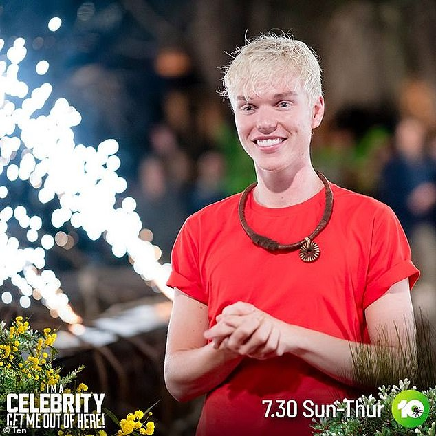 Get him out of there! Jack became the first celebrity to be evicted from the jungle on Sunday's episode, leaving 12 stars in the camp