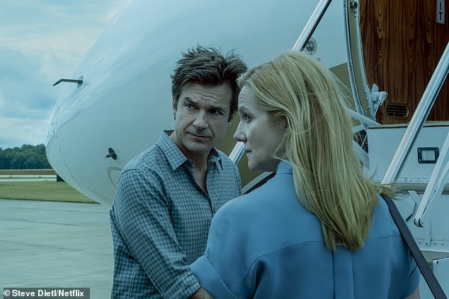 Nom:The awards ceremony is set to air on March 7 on The CW network at 7 pm ET/PT; Jason Bateman and Laura Linney of Ozark pictured
