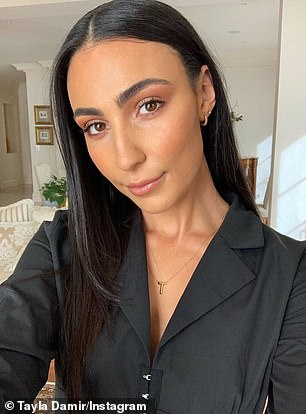 'You're nothing, get away from me': Their relationship came after the reality star turned social media influencer split with her Love Island ex Grant Crapp. In February, Tayla took a public swipe at her former partner, three years after their controversial split