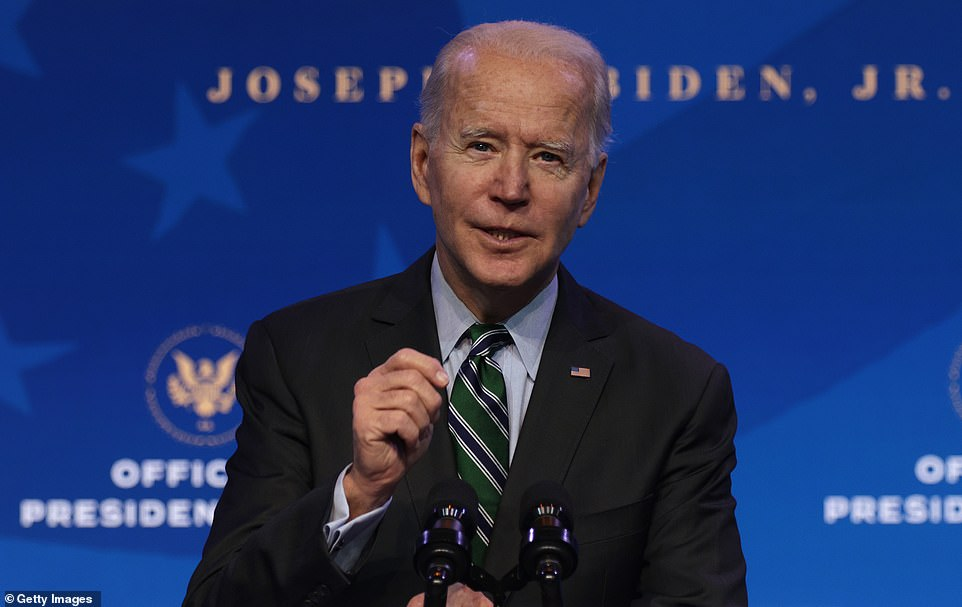 Biden to propose bill offering eight-year path to citizenship for more than 11 million immigrants