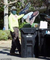 Twitter goes wild after Ana de Armas poster gets thrown in Ben Affleck's trash