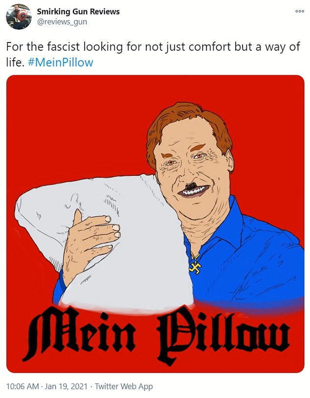 retailers sever ties with mypillow