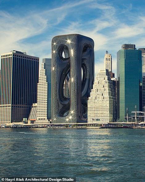 Design dream is envisioned by Turkish architecture firm Hydari Aitak Architectural Design Studio
