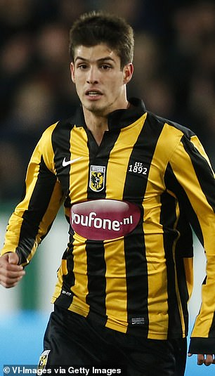 Piazon was sent out on loan seven times during his nine-year stint with Chelsea, which included moves to Dutch side Vitesse
