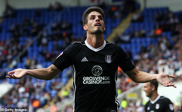 He wanted to make his loan move to Fulham permanent after helping the gain promotion