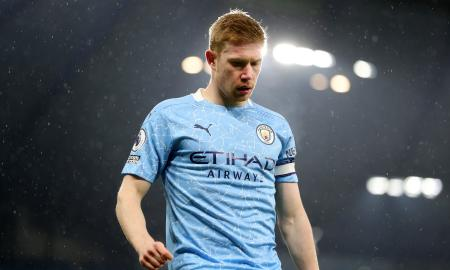 Kevin De Bruyne Doubtful For Man City's Season-defining Clash Against  Liverpool | Daily Mail Online