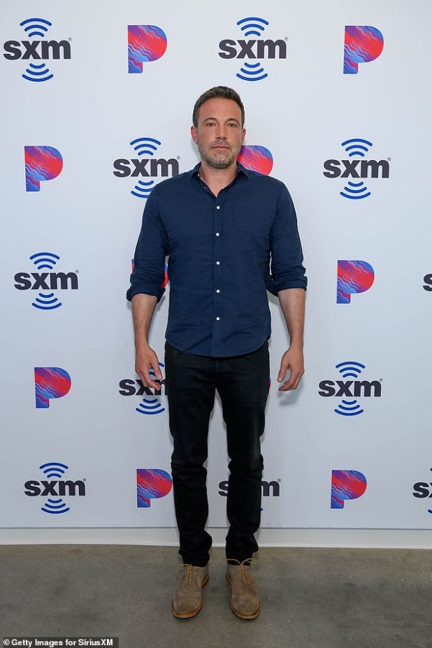 Loyal: Casey said that he would be the one to carry Ben through it, but I don't think he would have a problem;  Affleck was tortured in LA last year