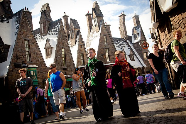 Wanderful: A Florida trip comes with changeable cancellation and early entry to Harry Potter Wizarding World