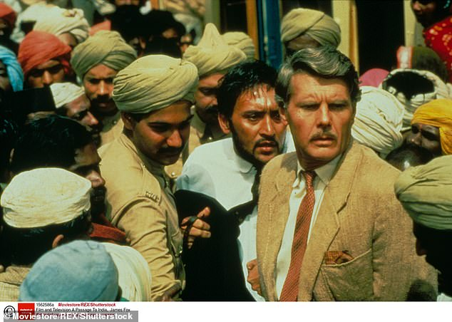 David Lean¿s adaptation of A Passage To India faced strong opposition from the executors of author E. M. Forster