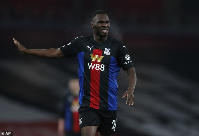 Christian Benteke is also on West Brom's radar having flattered to deceive in the last few years