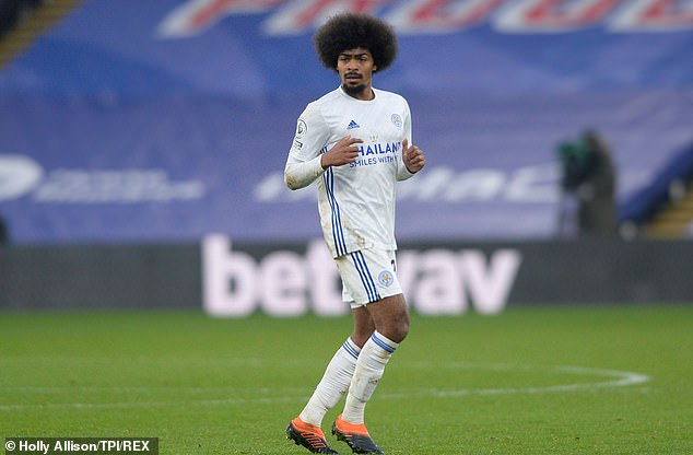 Hamza Choudhury is struggling to start at Leicester and is being considered by the Baggies