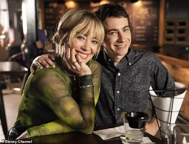 Canceled: Meanwhile, the highly anticipated revival of her Disney Channel series Lizzie McGuire was officially canceled in December, after months in limbo