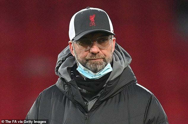 Jurgen Klopp admitted Liverpool left themselves exposed to Man United's counter-attack