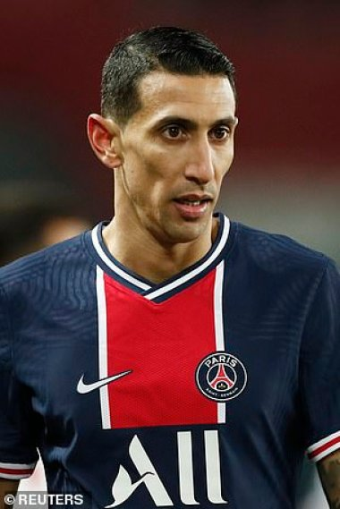 Tottenham have made contact with Angel Di Maria, according to reports