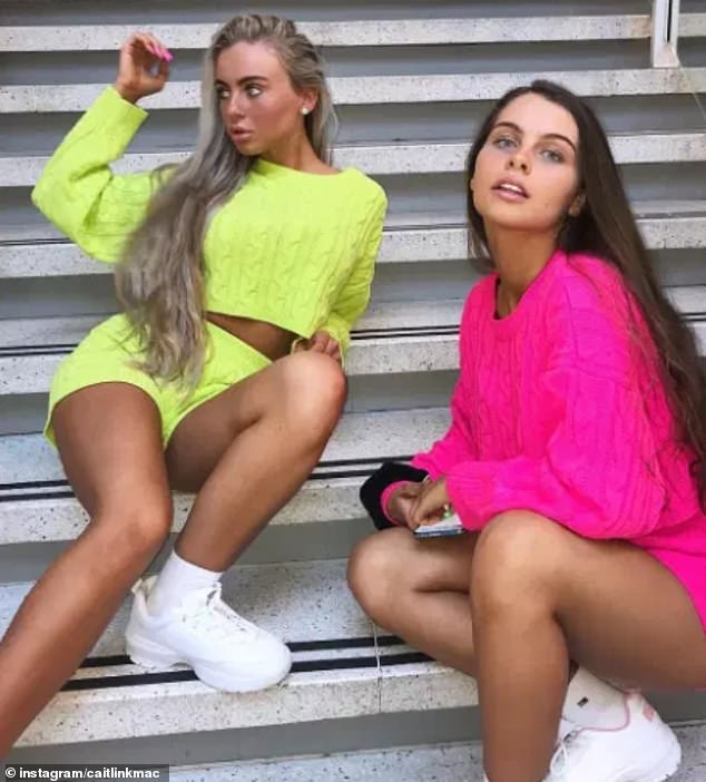 Young people known as Caravan Queens often share videos on TikTok in which they offer insight into their fashion, home and lifestyle.