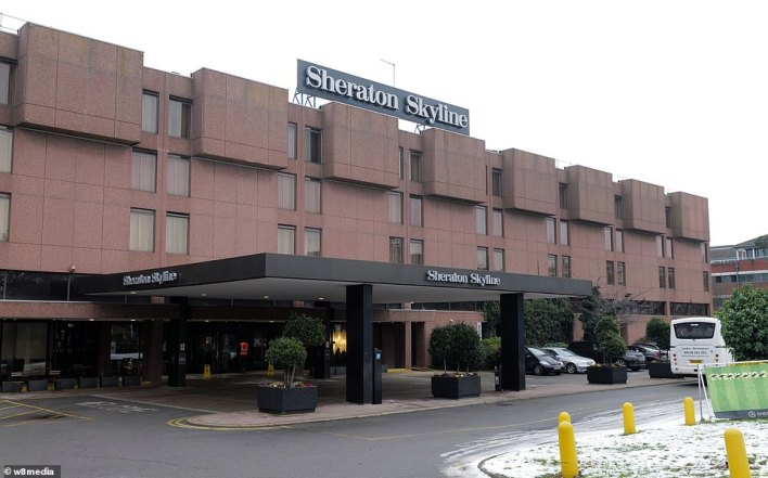 The Sheraton Group has been open for quarantine in Australia and the United States
