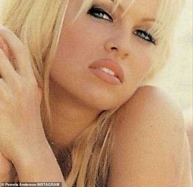 Offline!  Pamela Anderson has announced that she is leaving social media to find inspiration in nature