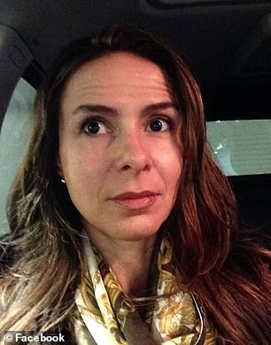 Mother of three Susanne Brito, 48, from Ontario