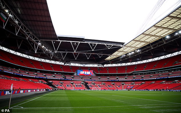 UEFA could stage this summer's European Championship in four countries however -England would definitely be one of the final four as Wembley is set to host the semi-finals and final