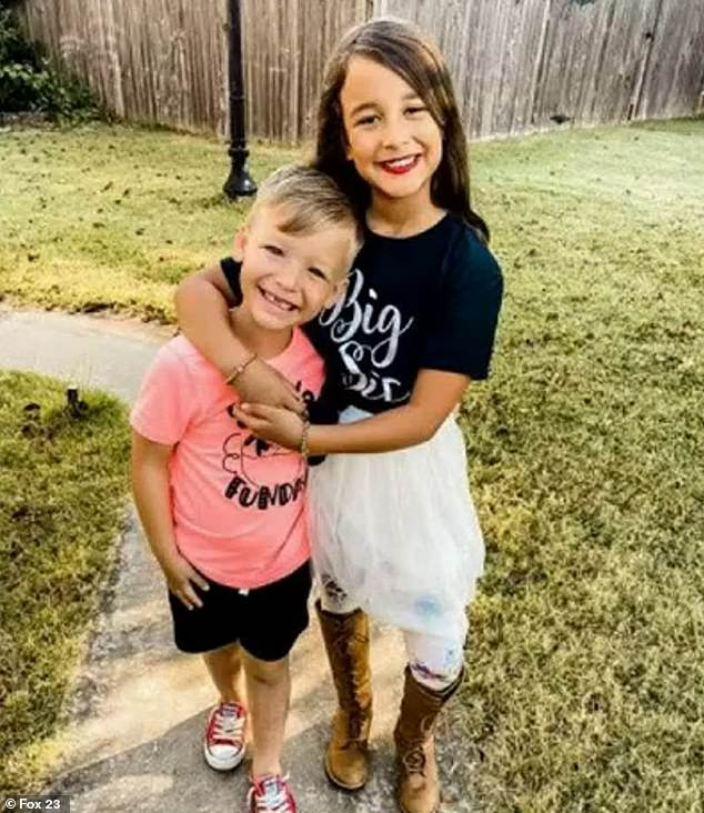 Chloe along with her five-year-old brother were both expelled after their mother said she saw nothing wrong with 'girls liking other girls'