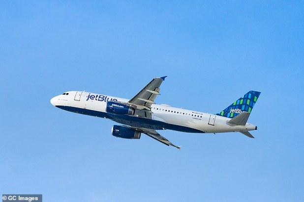 International and domestic flights collapsed, and in the case of some destinations, completely closed last year.  Once they were back in the air to make many pilots feel out of practice.  The picture shows a JetBlue Airways airbus A320-232 landing from Los Angeles International Airport on January 13, 2021