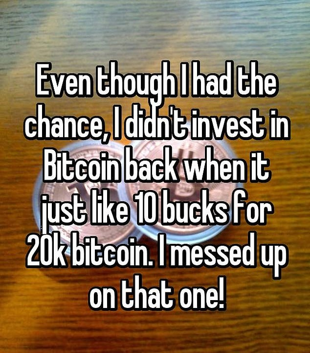 Would-be investor: This person fromPekanbaru, Indonesia, still regrets missing out on Bitcoin