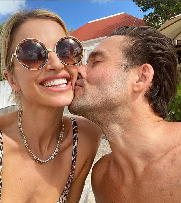 Celebrities such as Vogue and Spencer Matthews have been visiting in recent months, eager to enjoy the island's restaurants, five-star hotels and spas with minimal Covid-19 restrictions.