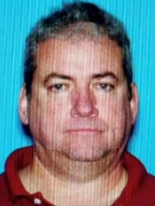 David Lee Huber shot dead two FBI agents before killing himself Tuesday