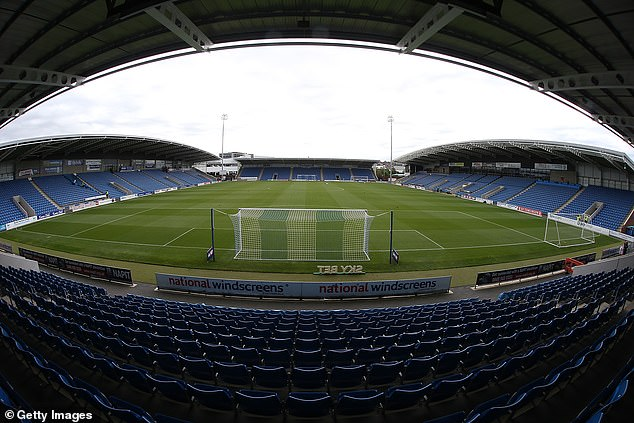 Chesterfield have been criticised for handing-out Covid-19 vaccines to players and staff