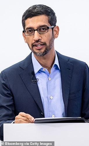 Sundar Pichai, CEO of Alphabet Inc.