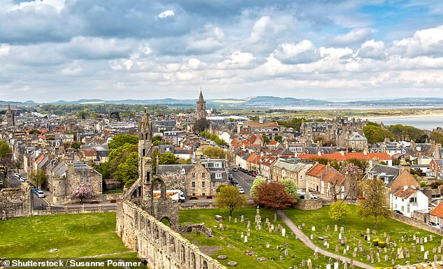 St Andrews: Home of golf and the beach featured in Chariots of Fire
