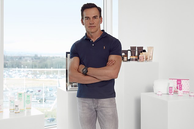 Hut Group's £4.5bn float was big payday for boss Matthew Moulding, 49, who co-founded the firm in 2004 using savings of just £500,000