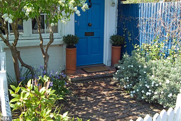 The RHS says greener front gardens can improve mental and physical health, help wildlife, conserve rain water, improve air quality and cool cities during summer