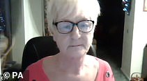 Cynthia Margaret Samson is an independent councillor for Handforth Parish Council
