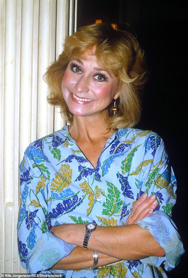 She said: ¿I used to exercise for three hours a week doing Pilates and weights. Now I have to do five or six hours to get the same result' - pictured in 1985