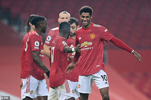 United thumped Southampton 9-0 on Tuesday - in a Premier League record-equalling victory