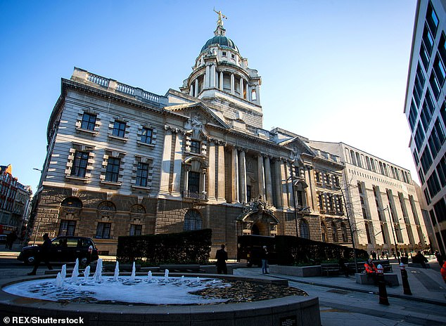 Chinyanga is a campaigner for political change in his home country, the Old Bailey (pictured) heard
