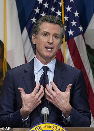 California Gov. Gavin Newsom has placed a moratorium on them