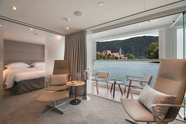 Star quality: A suite on Emerald Liberte