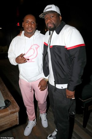 50 Cent and other entertainers throw parties before the Super Bowl in Florida regardless of COVID-19