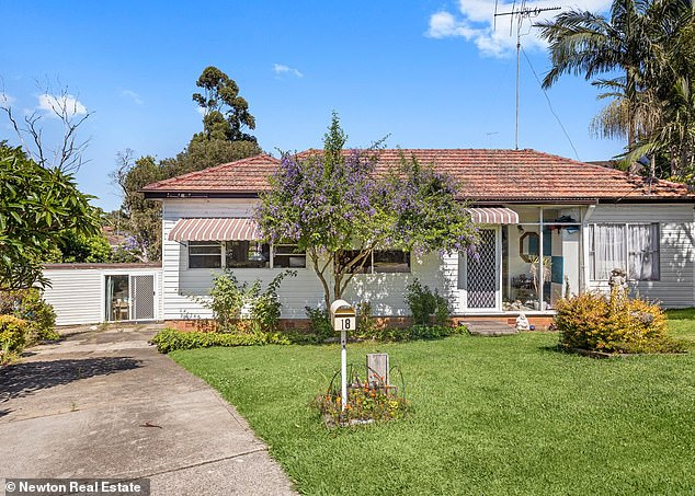 18 Adina St in Miranda (pictured above) will soon be on the market in Sydney's south